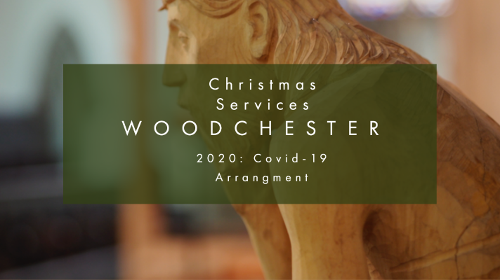 Christmas Arrangements at Woodchester